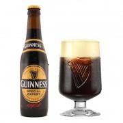 Kit de Cerveja Guinness com Taça Victoria Goblet 200 ml