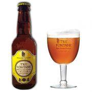 Kit de Cerveja Tre Fontane Scala Coeli 750 ml com Taça