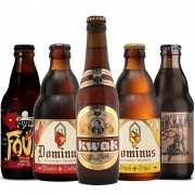 Kit de Cervejas Apaixonados por Cerveja de Novembro