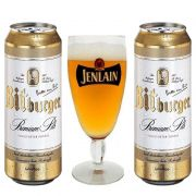Kit de Cervejas Bitburger com Taça Jenlan Gratuita
