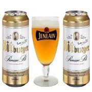 Kit de Cervejas Bitburger com Taça Jenlan