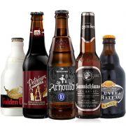 Kit de Cervejas com Teor Alcoólico Superior a 10%
