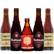 Kit de Cervejas do Estilo Belgian Dubbel
