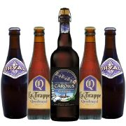 Kit de Cervejas do Estilo Belgian Specialty Ale contendo 5 Rótulos