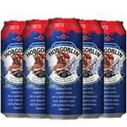 Kit de Cervejas Hobgoblin Ruby Legendary Beer com 5 Latas