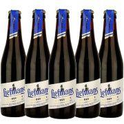 Kit de Cervejas Liefmans Goudenband Contendo 5 Rótulos