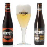 Kit de Cervejas Petrus com Taça
