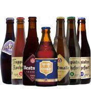 Kit de Cervejas Trapistas Diversas