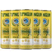 Kit de Cervejas Tupiniquim Citrus Bomb Contendo 5 Unidades