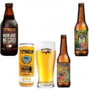 Kit de Cervejas Tupiniquim com Copo Passchendaele