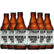 Kit de Cervejas Tupiniquim Mandala Contendo 6 Rótulos