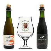 Kit de Cervejas Wals Misto com Taça Hallertau 400 ml