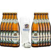 Kit de Cervejas Weihenstephaner com Bota 500 ml Gratuita
