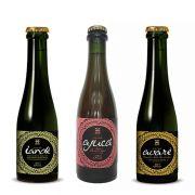 Kit de Cervejas Zalaz contendo 3 Rótulos
