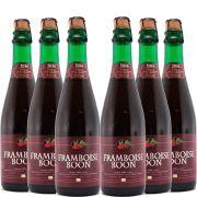 Kit Framboise Boon contendo 6 Cervejas