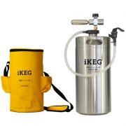 Kit Ikeg 10 Litros com Torneira de Plástico e Bolsa Térmica