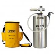 Kit Ikeg 4 Litros com Torneira de Plástico e Bolsa Térmica