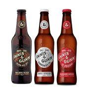 Kit Innis & Gunn contendo 3 Cervejas