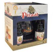 Kit Piraat 2 Cervejas com Taça