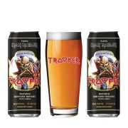 Kit Trooper contendo 2 Cervejas com Copo Pint 500 ml