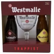 Kit Westmalle Dubbel e Tripel 330 ml