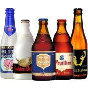 Seleção Hallertau de Cervejas de Abril