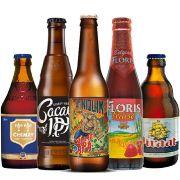 Seleção Hallertau de Cervejas de Agosto