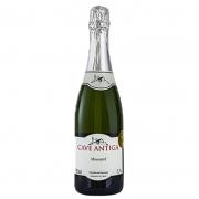 Vinho Cave Antiga Espumante Moscatel 750 ml