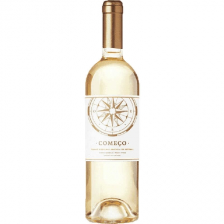 Vinho Começo Branco Setubal 750 ml