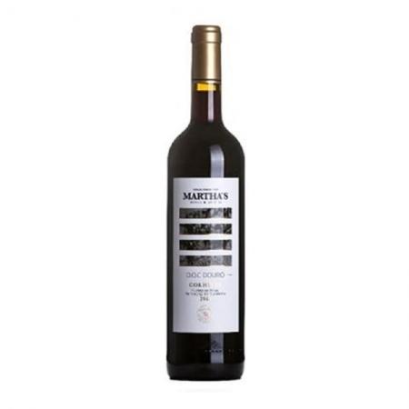 Vinho Martha's Douro Colheita Tinto 750 ml