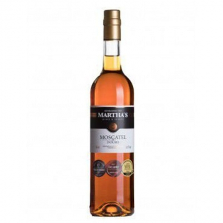 Vinho Martha's Moscatel Douro 750 ml