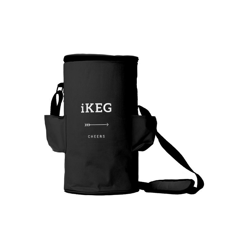 Bolsa Térmica Preta para Ikeg de 10L