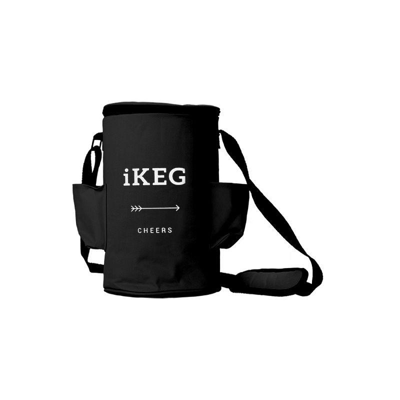 Bolsa Térmica Preta para Ikeg de 4L