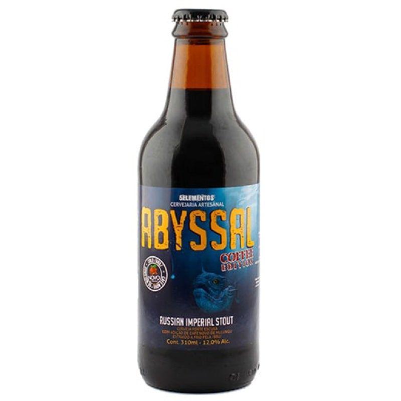 Cerveja 5 Elementos Abyssal Coffee Edition 310 ml