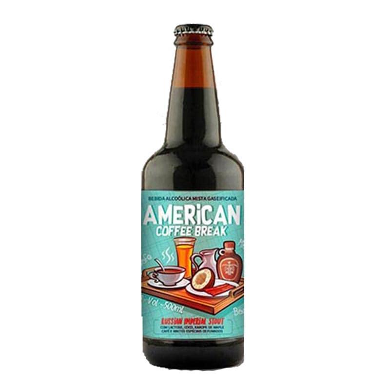 Cerveja 5 Elementos American Coffee Break 500 ml