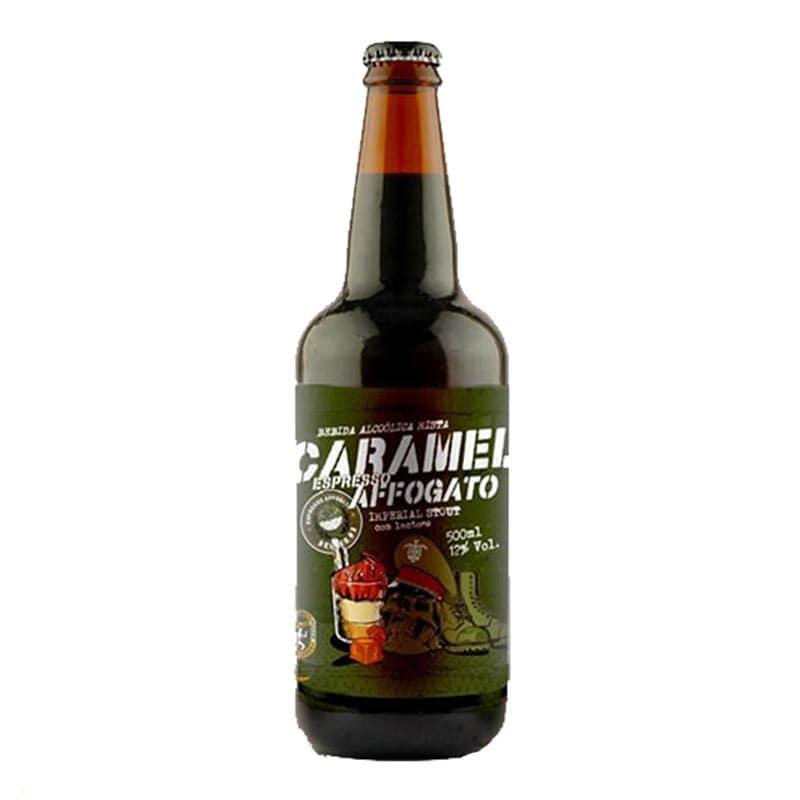 Cerveja 5 Elementos Caramel Expresso Affogato 500 ml