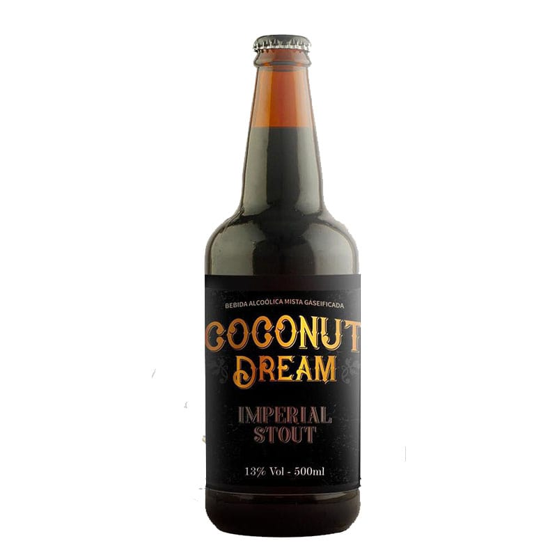 Cerveja 5 Elementos Coconut Dream 500 ml