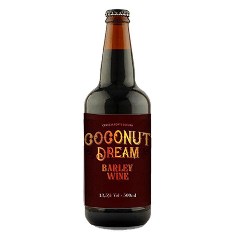 Cerveja 5 Elementos Coconut Dream Barley Wine 500 ml