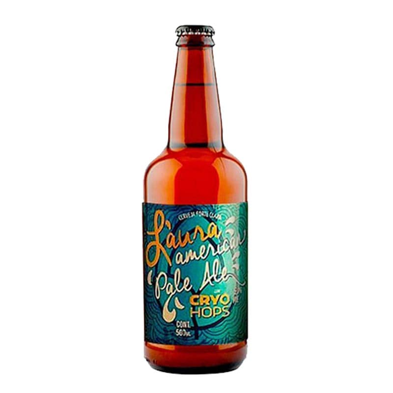 Cerveja 5 Elementos Laura 500 ml