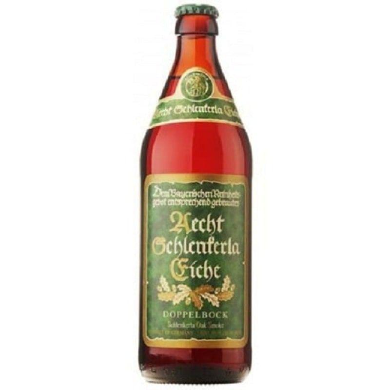 Cerveja Aecht Schlenkerla Rauchbier Eiche 500 ml