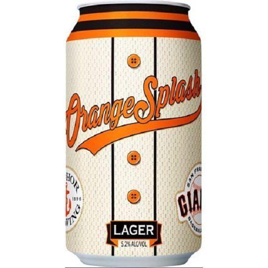 Cerveja Anchor Giants Orange Splash Lata 355 ml