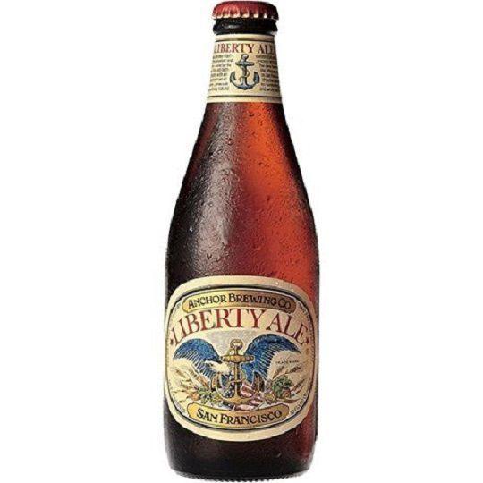 Cerveja Anchor Liberty Ale 355 ml