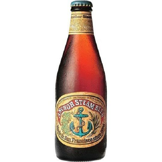 Cerveja Anchor Steam Beer 355 ml