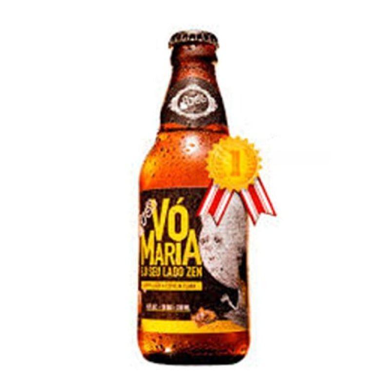Cerveja Avós Vó Maria Hoppy Lager 310 ml