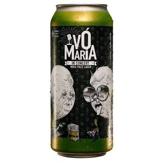 Cerveja Avós Vó Maria in Concert IPL Lata 473 ml