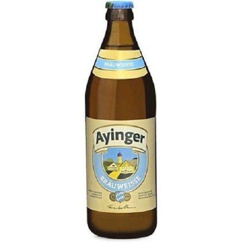 Cerveja Ayinger Brauweisse 500 ml