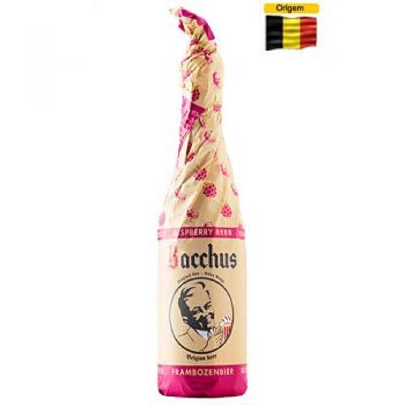 Cerveja Bacchus Frambozenbier 375 ml