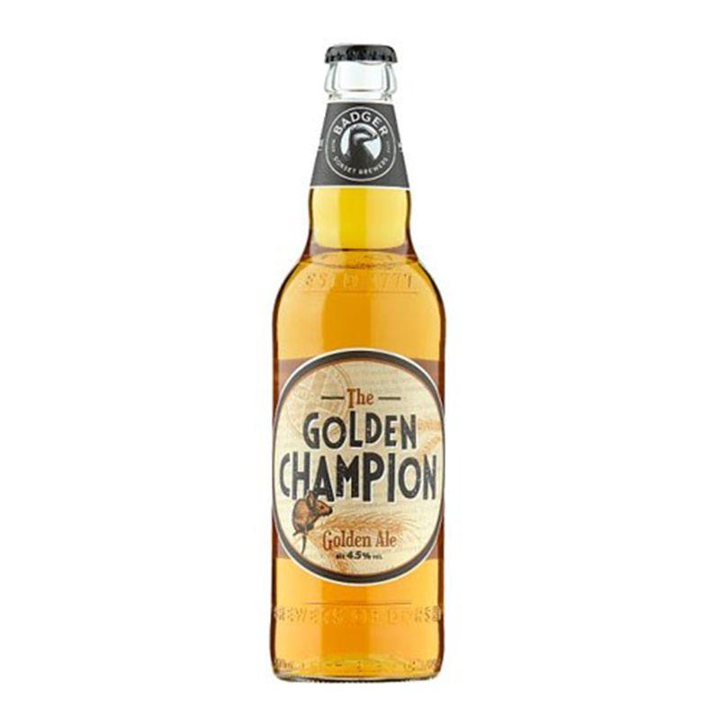 Cerveja Badger Golden Champion 500 ml