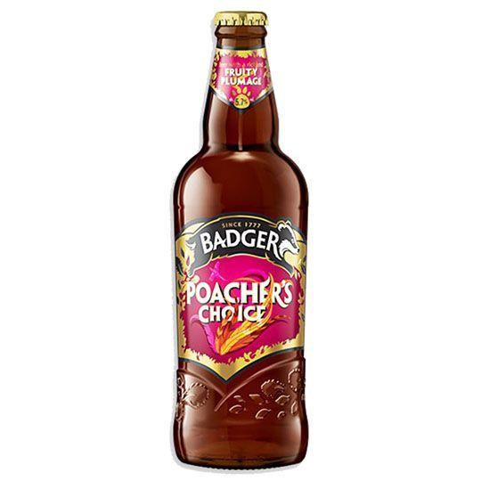 Cerveja Badger Poachers Choice 500 ml