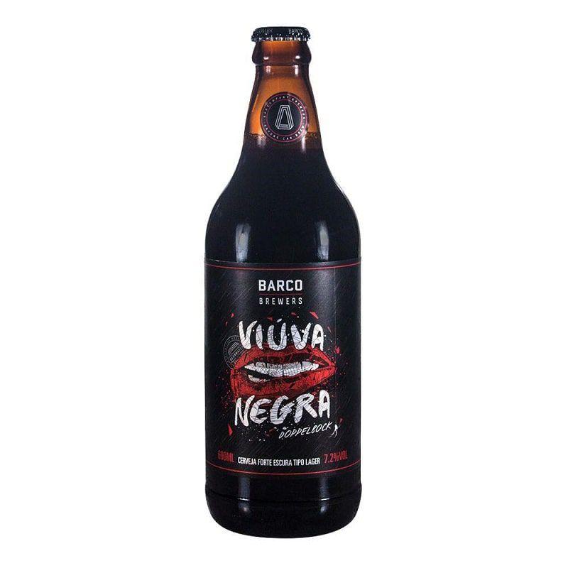 Cerveja Barco Viuva Negra Safra 2018 600 ml